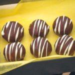 Trøfler med citron og hvid chokolade fra Bageglad