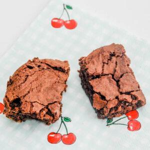 Verdens bedste brownies fra Bageglad