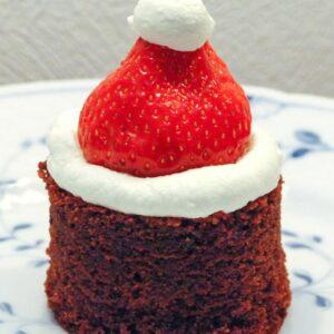Chokoladekage nisser fra Bageglad