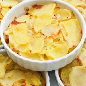 Små kartoffeltærter opskrift fra Bageglad