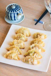 Gyoza opskrift - japanske dumplings