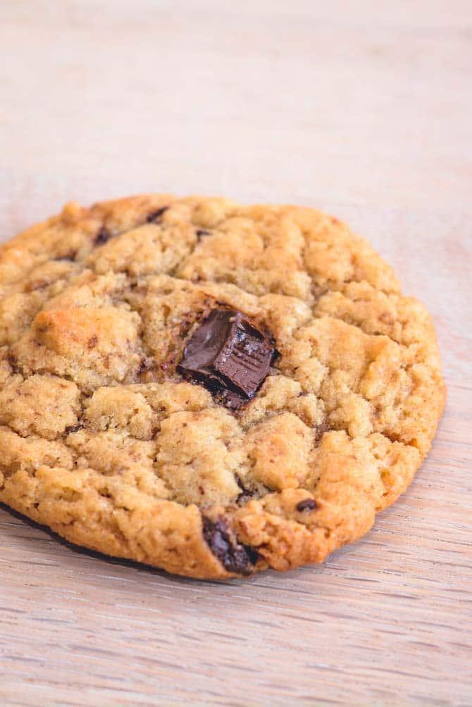 Peanut butter cookie opskrift