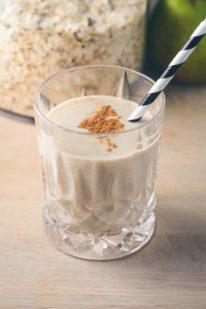 Kanel smoothie opskrift fra Bageglad