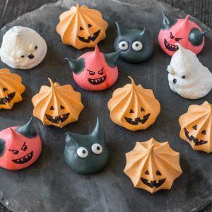 Halloween marengs fra Bageglad
