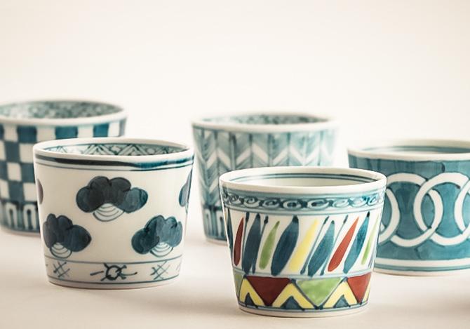 Japansk porcelæn