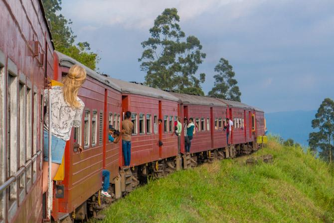 Sri Lanka togtur
