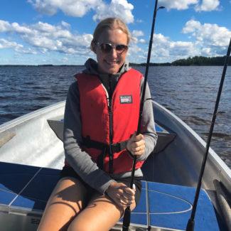 Fisketur i Sverige