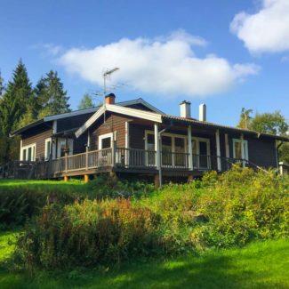 Sommerhus i Sverige