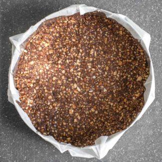 Nøddebund med kakao