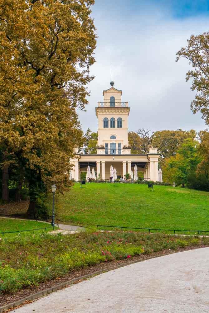Maksimir Park i Zagreb