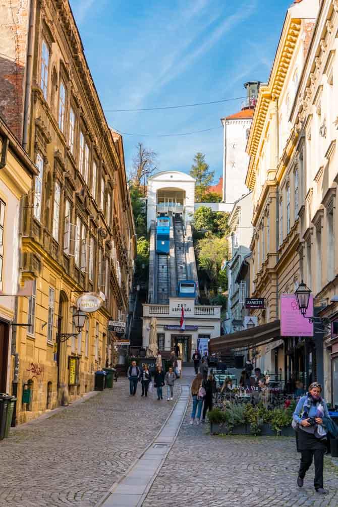 Zagreb kabelbane