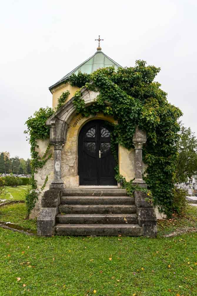 Zagrebs Mirogoj kirkegård