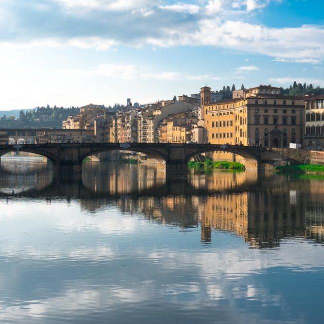 Rejseplan Firenze