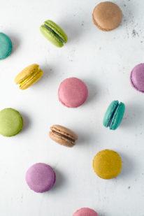Tips til at bage macarons fra Bageglad
