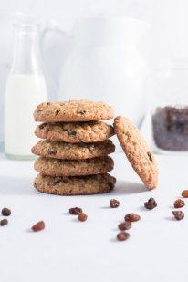 Amerikanske cookies opskrift