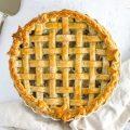 Apple pie opskrift